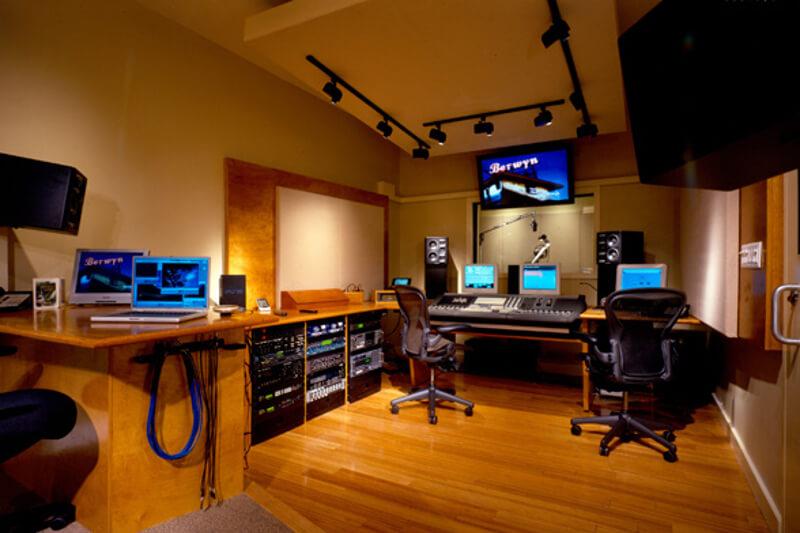 Installation équipement de studio par Digital6