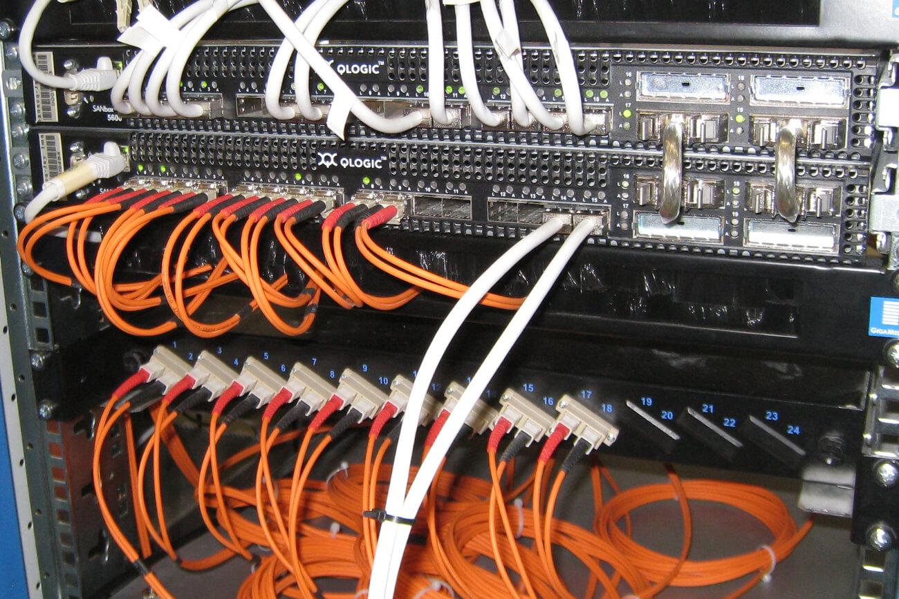 Installation d'équipement scénique par Digital6